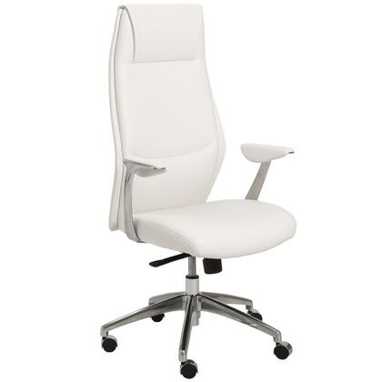 """Euro Style 00472GRY 26.75"""" Modern Office Chair"""
