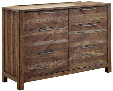 Furniture Of America Cm7576d Hutchinson Series Dresser Appliances Connection