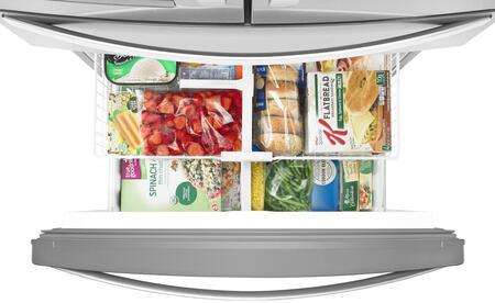 Whirlpool Wrx735sdhz 36 Inch French Door Refrigerator In