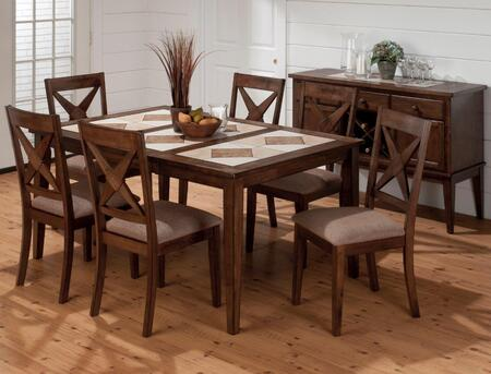 Jofran 79464SET7 Tucson Dining Room Sets