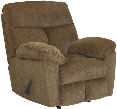 Signature Design by Ashley 9790325 Hector Series Contemporary Fabric Metal Frame Rocking Recliners