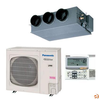 Panasonic 26PEF1U6 Mini Split Air Conditioner Cooling Area,