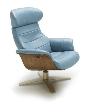 karma lounge chair in blue by j m furniture fdf