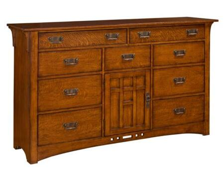 Broyhill 4078232 Artisan Ridge Series Wood Dresser