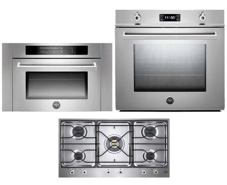 Bertazzoni 347219 Professional Kitchen Appliance Packages