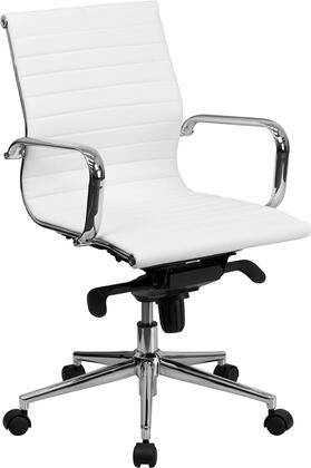 "Flash Furniture BT9826MWHGG 28"" Contemporary Office Chair"