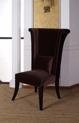 Brown Chair Front View