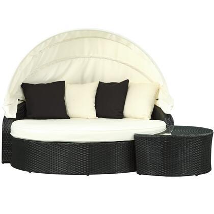 Modway EEI982EXPWHISET  Outdoor Bed
