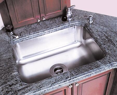 Aline CO1220A10RE Kitchen Sink