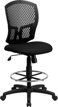 "Flash Furniture WL3958SYGBKDGG 25.5"" Contemporary Office Chair"