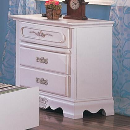 Coaster 400102 Sophie Series  Wood Night Stand