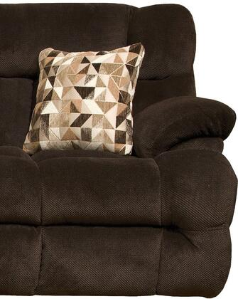 Catnapper Brice Chocolate Swatch and Pillow