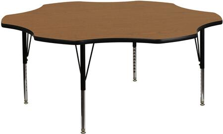 Flash Furniture XUA60FLROAKTPGG