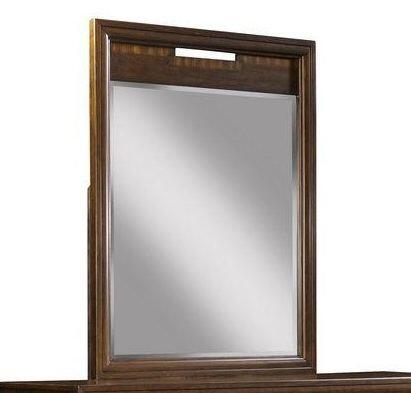 Klaussner 570660 Symmetry Series Rectangular Portrait Dresser Mirror