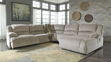 Sectional Sofa Reclined