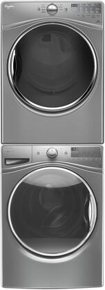 Whirlpool 704419 Washer and Dryer Combos