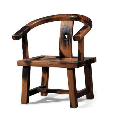 Argo Furniture DSA05 Delphi Series Armchair Wood Frame Accent Chair