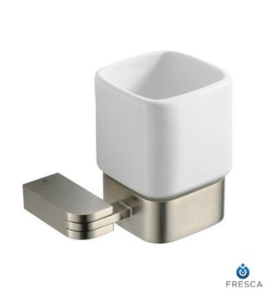 Fresca FAC1314 Solido Tumbler Holder with Heavy Duty Brass in