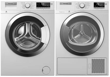 Blomberg 730461 Washer and Dryer Combos