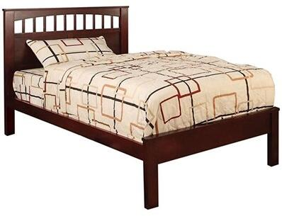 Furniture of America CM7904CHFBED Carus Series  Full Size Bed