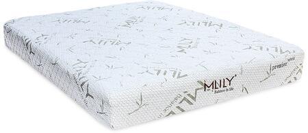 MLily PREMIERHYBRID9Q Premier Hybrid Series Queen Size Memory Foam Top Mattress