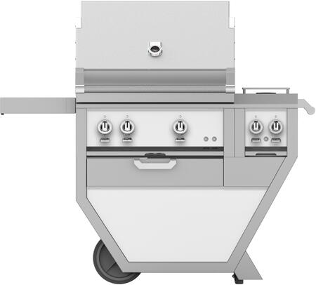 48 in. Deluxe Grill with Side Burner   Froth