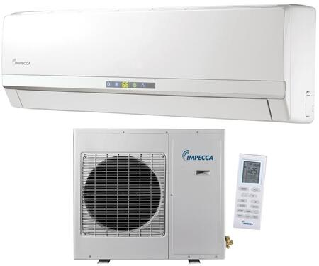 Impecca ISAH1220A1S Air Conditioner Cooling Area,