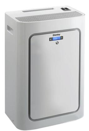 Danby DPAC8KDB Portable Air Conditioner Cooling Area,