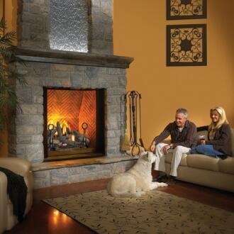 Napoleon BGD90PT  Direct Vent Liquid Propane Fireplace