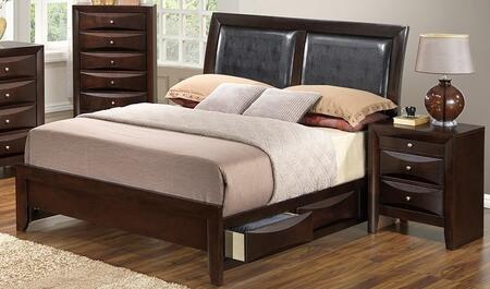 Glory Furniture G1525DDFSB2NCH G1525 Full Bedroom Sets