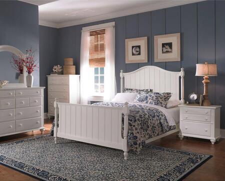 Broyhill HAYDENPANELQSET Hayden Place Queen Bedroom Sets