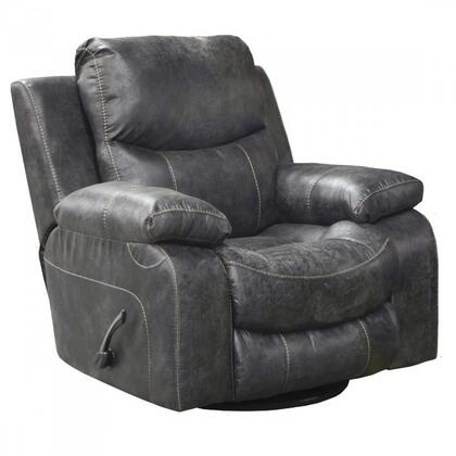 Catnapper 43105122728302728 Catalina Series Contemporary Bonded Leather Metal Frame  Recliners