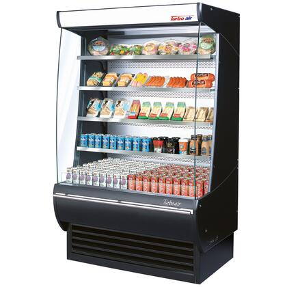 Turbo Air TOM36DX  Freestanding Refrigerator