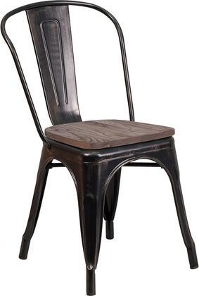 Flash Furniture CH 31230 BQ WD GG