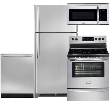 Frigidaire 601229 Kitchen Appliance Packages