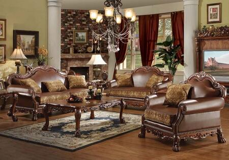 Acme Furniture 15160SLCCET Dresden Living Room Sets