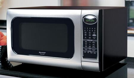 Sharp R520KST Countertop Microwave