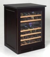 """Avanti WCR534WDZDE 27.25"""" Freestanding Wine Cooler, in Espresso"""