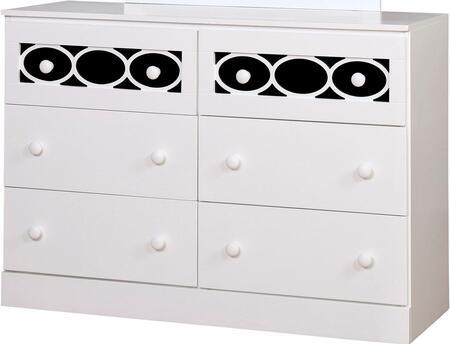 Furniture of America CM7853BLD Cammi Series  Dresser