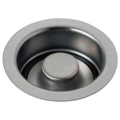 72030-SS Delta: Disposal and Flange Stopper - Kitchen in Stainless