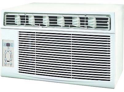 Keystone KSTAW12A Window Air Conditioner Cooling Area,