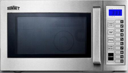 Summit SCM1000SS Countertop Microwave