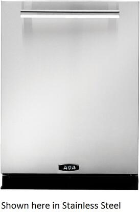 AGA APRODWWHT PRO Plus Series Built-In Fully Integrated Dishwasher with in White