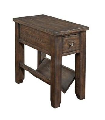 Broyhill 4990004 Attic Retreat Series Traditional  End Table