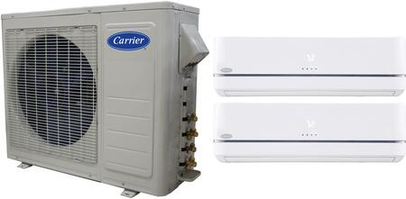 Carrier 700960 Performance Mini Split Air Conditioner System