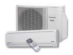 Friedrich M30CG Mini Split Air Conditioner Cooling Area,