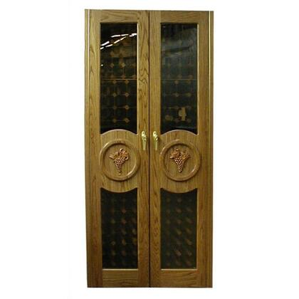Vinotemp VINO-440TDCONx Concord Oak Wine Cooler Cabinet,