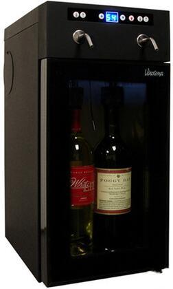 "Vinotemp VTWINEDISP2 9.5"" Freestanding Wine Cooler"