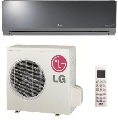 LG LA240HSV2 Mini Split Air Conditioner Cooling Area,