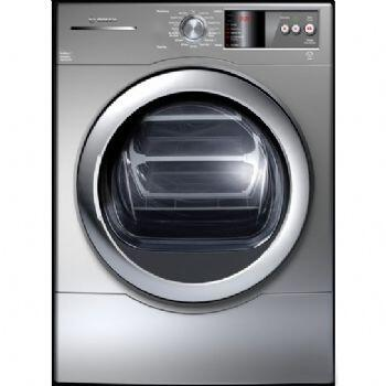 Bosch WTVC533SUS  Electric Dryer, in Silver